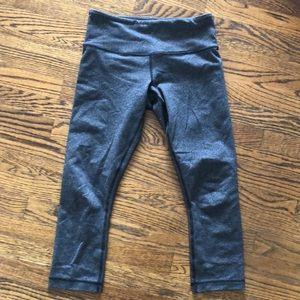 Lululemon grey workout pants